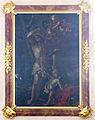 St. Remigius in Heuweiler, Heiliger Sebastian, früheres Hochaltarbild hängt heute im Kirchenschiff.jpg