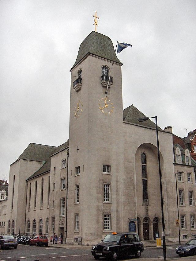 St Columba's Church, London
