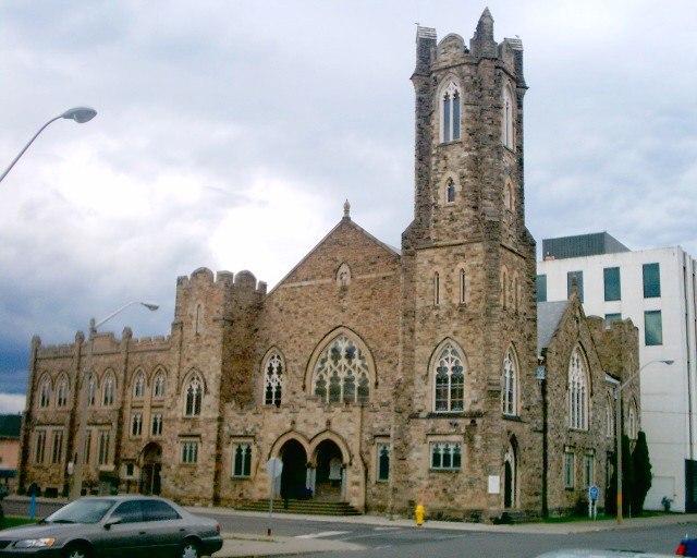 St Andrews Presbyterian Church Thunder Bay