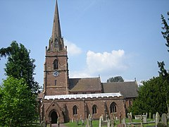 St Chad's church - Pattingham - geograph.org.uk - 832905.jpg