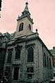 St Edmund Church at dusk.jpg
