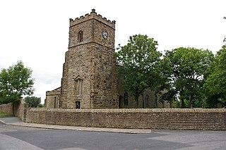 St James Church, Church Kirk Church in Lancashire, England