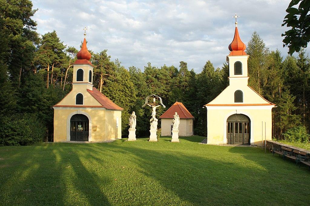 Das heilige Grab in St. Johann bei Herberstein