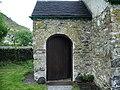 St Kentigern's Church, Mungrisdale, Porch - geograph.org.uk - 559035.jpg