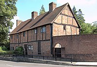 St Martin's Cottages, Eastcote Road, Ruislip - geograph.org.uk - 1438157.jpg