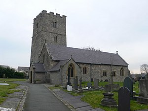 Caerwys - Church of St Michael