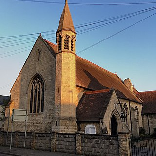 St Peter-in-Ely Church in Ely, England