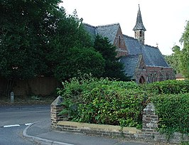 St Saviours Church, Colgate, West Sussex - geograph.org.uk - 27086.jpg