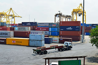 Chittagong Port is the busiest port on the Bay of Bengal
