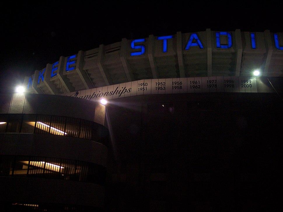 StadiumOutsideNight