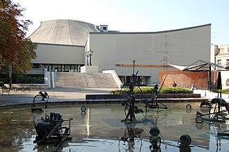 Theater Basel - Image: Stadttheater Basel 2006 831