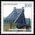 Stamp Germany 2000 MiNr2109 Blaues Wunder.jpg