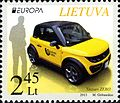 Stamps of Lithuania, 2013-11.jpg