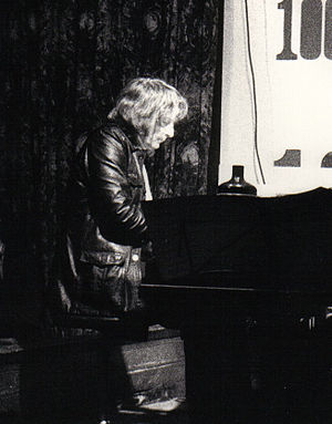 Stan Tracey - Image: Stan Tracey 100Club London 1980s