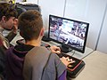 Stand Jeux Vidéos - Mang'Azur 2014 - P1830238.jpg