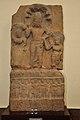 Standing Bhumi Naga was Set-up in 8th Regnal Year of Kushan Emperor Kanishka - Circa 2nd Century CE - Badava - ACCN 12-211 - Government Museum - Mathura 2013-02-23 5783.JPG