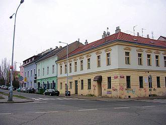 Strašnice - Blockhouses