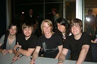 Starfield (band) - Image: Starfield