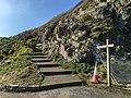 Start of Southern Upland Way at Portpatrick - panoramio.jpg
