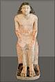 Statue dhomme assis (musée du cabinet des médailles, BNF) (6710222807).jpg