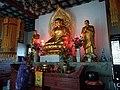 Statue of Gautama Buddha, Chuanfa Temple, Mount Heng (Hunan).jpg