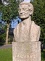 Statue of Ságvári Endre.JPG