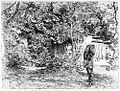 Stauffer-Bern Gustav Freytag in seinem Garten zu Siebleben 1887.jpeg