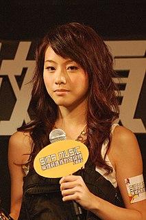 Stephy Tang Hong Kong singer and actress