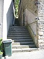 Steps to the Drill Hall, Settle - geograph.org.uk - 439693.jpg