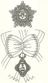 Ster en kleinood van de Japanse Orde van de Kostbare Kroon.jpg