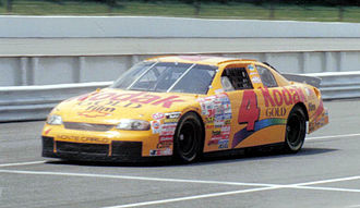Sterling Marlin - 1997 car at Pocono