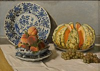 Still Life with Melon Claude Monet.jpg