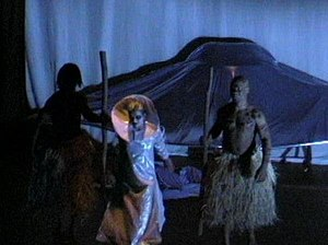 Zecharia Sitchin - Theatrical performance of ENKI based on the writings of Zecharia Sitchin.
