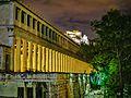Stoa of Attalus night view.jpg