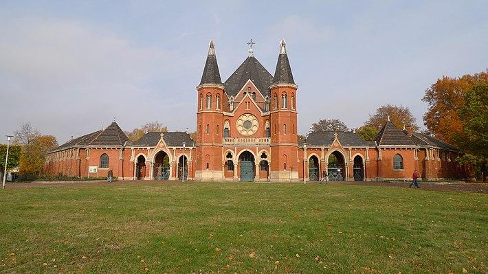 Stadtfriedhof Stöcken