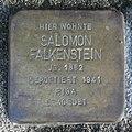 Stolperstein Hagenstraße 17 Stadtlohn Salomon Falkenstein.jpg