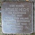 Stolperstein Herford Brüderstraße 1 Rosalie Hecht.JPG