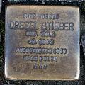 Stolperstein Karlsruhe Drezel Stieber Adlerstr 15 (fcm).jpg