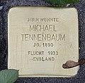 Stolperstein Motzstr 82 (Wilmd) Michael Tennenbaum.jpg