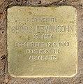 Stolperstein Schönwalder Str 64 (Spand) Georg Lewinsohn.jpg