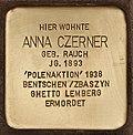 Stolperstein für Anna Czerner (Cottbus).jpg