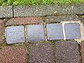 Stolpersteine Beckedorf Kirchweg 1.jpg