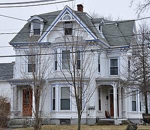 Thomas W. Jones House - Image: Stoneham MA Thomas W Jones House