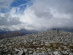 Stony summit of Carn nan Gobhar - geograph.org.uk - 170491.jpg