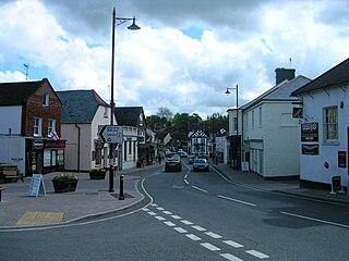 Storrington Human settlement in England