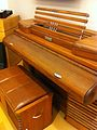 Storytone electric piano (1939) by Story & Clark and RCA, art deco design by John Vassos, MIM PHX.jpg