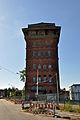 Stralsund, Dänholmstraße 14, Turm E-Werk (2013-07-08), by Klugschnacker in Wikipedia (2).JPG