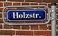 Stralsund Straßenschild Holzstraße.jpg