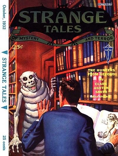 Strange tales 193210