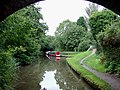 Stratford-upon-Avon Canal at Hockley Heath, Solihull - geograph.org.uk - 1716381.jpg
